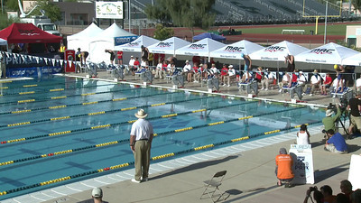 Women's 100 Freestyle B Final - Arena Grand Prix -  Mesa, Arizona