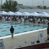 Women's 100 Backstroke Heat 5 - Arena Grand Prix -  Mesa, Arizona