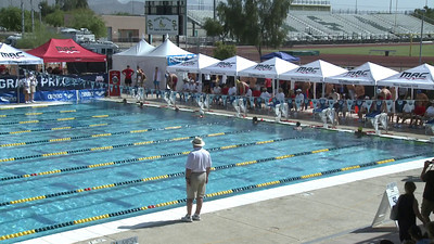 Men's 100 Freestyle Heat 8 - Arena Grand Prix -  Mesa, Arizona