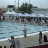 Men's 100 Backstroke Heat 7 - Arena Grand Prix -  Mesa, Arizona