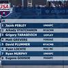 Men's 100 Backstroke A Final - Arena Grand Prix -  Mesa, Arizona