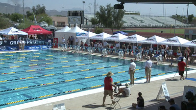 Women's 200 Breaststroke Heat 4 - Arena Grand Prix -  Mesa, Arizona
