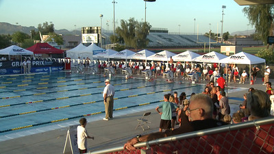 Men's 100 Freestyle C Final - Arena Grand Prix -  Mesa, Arizona