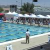 Men's 200 Backstroke Heat 1 - Arena Grand Prix -  Mesa, Arizona