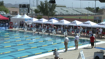 Women's 200 Breaststroke Heat 2 - Arena Grand Prix -  Mesa, Arizona