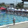 Women's 100 Freestyle Heat 7 - Arena Grand Prix -  Mesa, Arizona