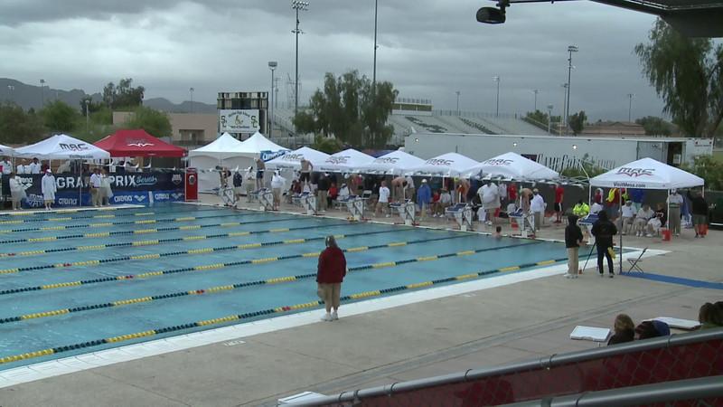 Men's 200 Individual Medley Heat 4 - Arena Grand Prix -  Mesa, Arizona