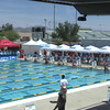 Women's 200 Backstroke Heat 9 - Arena Grand Prix -  Mesa, Arizona