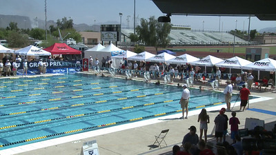 Women's 200 Breaststroke Heat 8 - Arena Grand Prix -  Mesa, Arizona