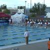 Men's 100 Backstroke B Final - Arena Grand Prix -  Mesa, Arizona