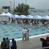 Men's 100 Backstroke Heat 3 - Arena Grand Prix -  Mesa, Arizona