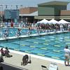 Women's 50 Freestyle Heat 9 - Arena Grand Prix -  Mesa, Arizona