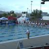 Women's 100 Backstroke B Final - Arena Grand Prix -  Mesa, Arizona