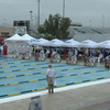 Men's 100 Backstroke Heat 1 - Arena Grand Prix -  Mesa, Arizona