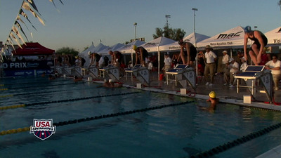 Women's 200 Breaststroke C Final - Arena Grand Prix -  Mesa, Arizona