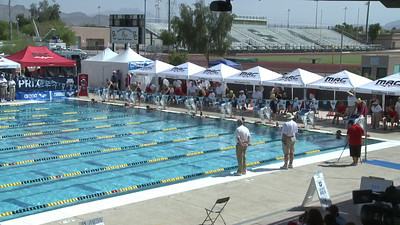 Women's 200 Breaststroke Heat 5 - Arena Grand Prix -  Mesa, Arizona