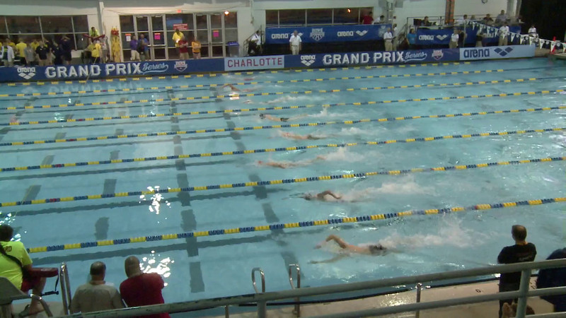 Men's 800M Freestyle Heat 2