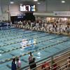 Women's 50 Backstroke Heat 3