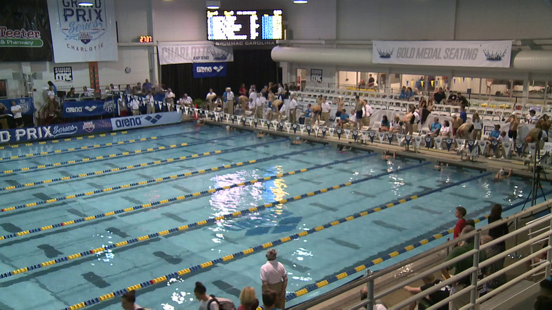 Men's 100 Breaststroke C Final