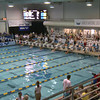 Men's 50 Backstroke Heat 7