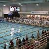 Women's 50 Backstroke Heat 10
