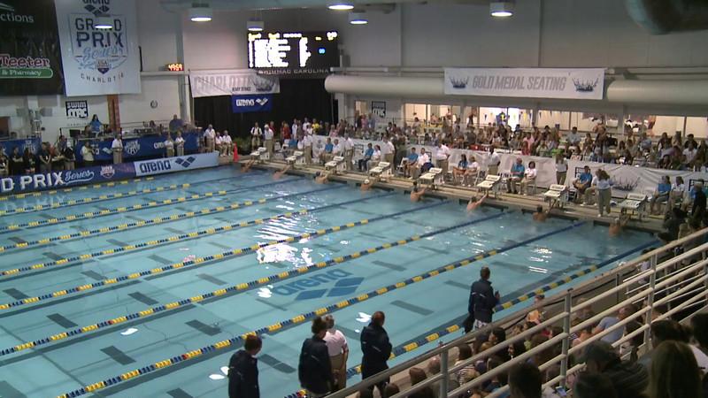 Men's 50 Backstroke A Final