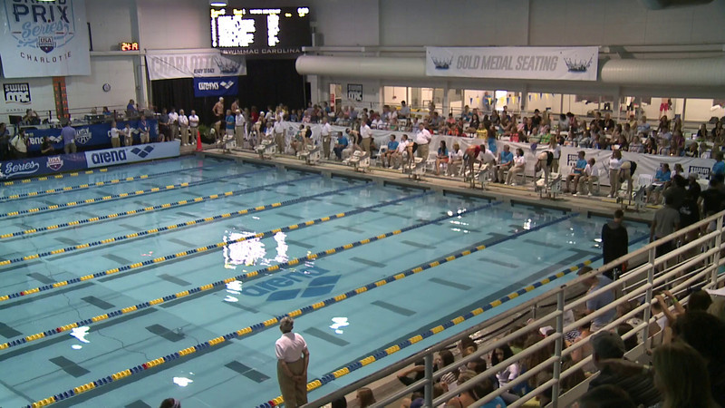 Women's 100 Breaststroke B Final