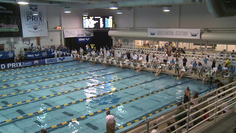 Men's 50 Backstroke D Final