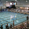 Men's 50 Backstroke Heat 6