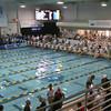 Men's 50 Backstroke Heat 5