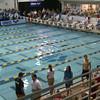 Women's 50 Backstroke Heat 1