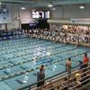 Men's 50 Backstroke Heat 8