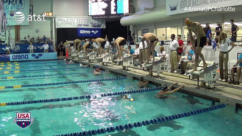 Men's 400 Individual Medley Final C