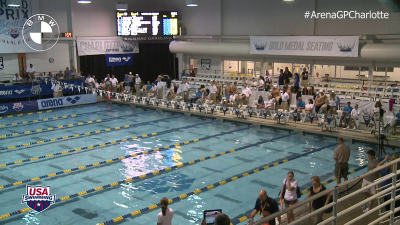 Women's 50 Breaststroke Final D