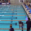 Womens 400 Freestyle Relay Heat 1