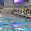 Womens 100 Breaststroke Heat 8