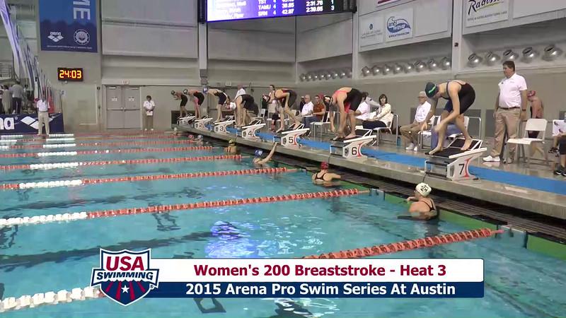 Womens 200 Butterfly Heat 3