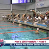 Mens 100 Freestyle Heat 4