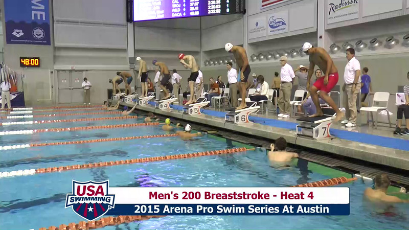 Mens 200 Butterfly Heat 4