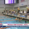 Womens 400 Freestyle Heat 1
