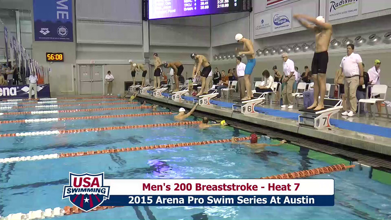 Mens 200 Butterfly Heat 7