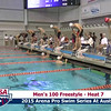 Mens 100 Freestyle Heat 7