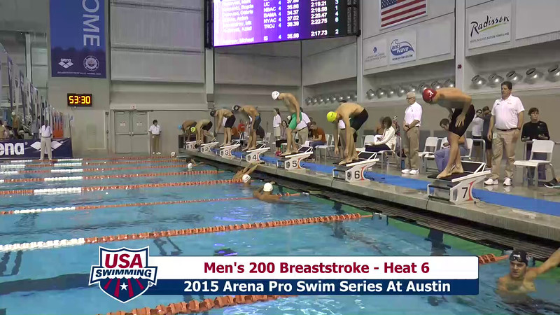 Mens 200 Butterfly Heat 6