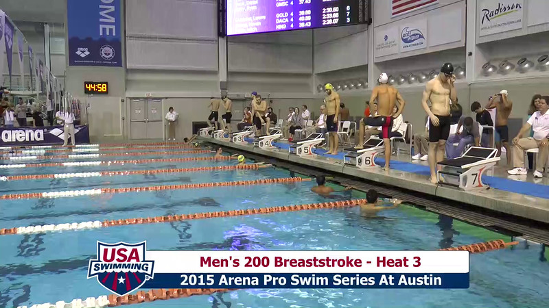 Mens 200 Butterfly Heat 3
