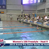 Womens 100 Freestyle Heat 9