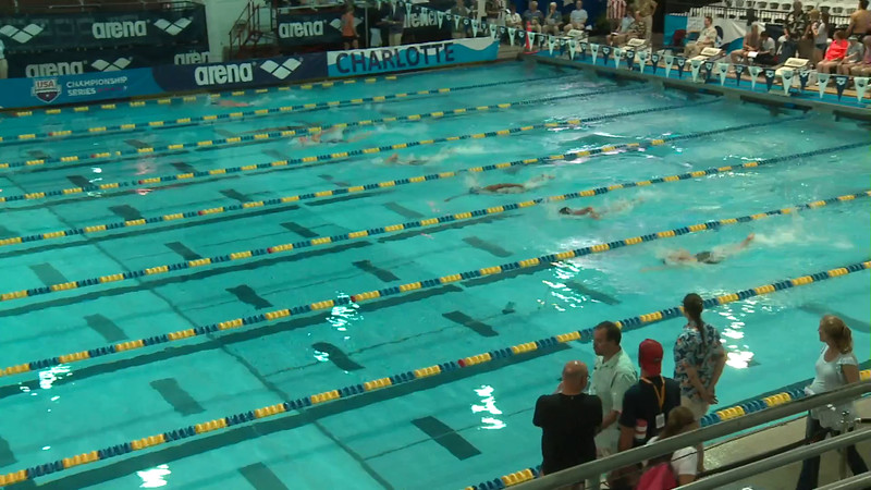 100 free time trial