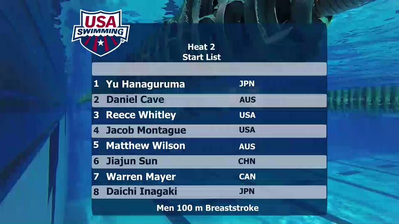 A Final | 12 Mens 100 Butterfly | 2016 Jr Pan Pacific Championships