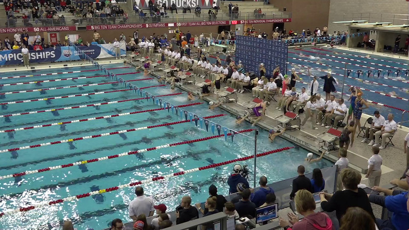 Heat 7 | #27 Women 200 Back | 2016 SPEEDO WINTER JR. CHAMPIONSHIPS EAST | VIDEO