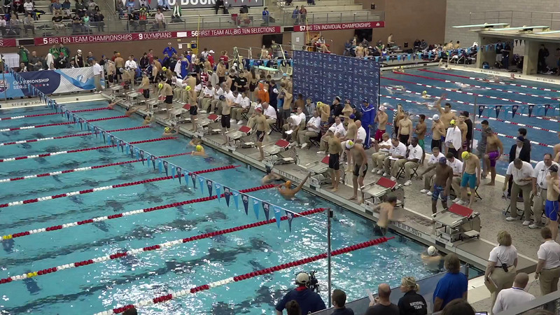 Heat 4 | #22 Men 100 Back | 2016 SPEEDO WINTER JR. CHAMPIONSHIPS EAST | VIDEO