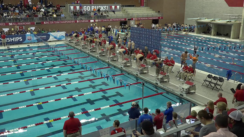 C Final | #16 Men 100 Fly | 2016 SPEEDO WINTER JR. CHAMPIONSHIPS EAST | VIDEO